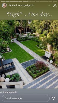 Modern Landscape Design, Modern Garden Design, Modern Design, Modern Patio, Commercial Landscape Design, Clean Design, Small Backyard Landscaping, Landscaping Tips, Backyard Ideas