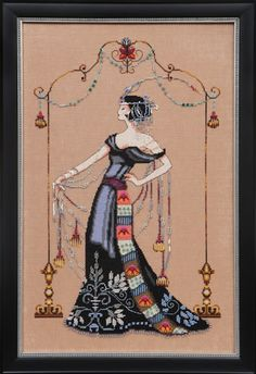 Mirabilia At The Met - Counted Cross Stitch Pattern - TheAngelsNook.com