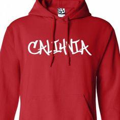 Cali4nia Graffiti Hoodie