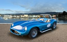 1959 Devin SS Number SR5-1, at Russo and Steele in Monterey