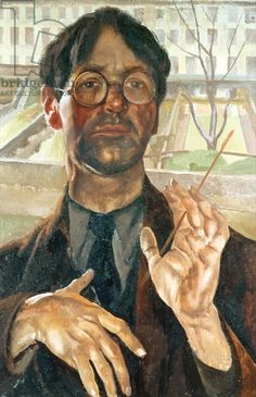 Self-Portrait (Adelaide Road), 1939, Stanley Spencer (1891-1959)