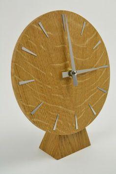 Mantel Clocks | inhouse clocks - walnut mantel clocks