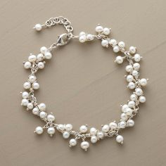 freshwater bracelet uk co a double pearl gifts gettingpersonal personalised htm