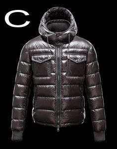 Moncler Jackets gris