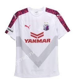 4ea2d8223a9 2019-2020 Cerezo Osaka Away White Thailand Soccer Jersey AAA-417