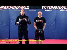 Mittmaster Footwork Drills 1. Step Jab - YouTube