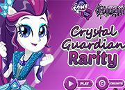 Legend Of Everfree Rarity Crystal Guardian