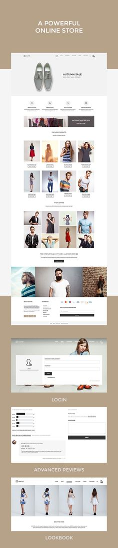 Nantes is a creative ecommerce & corporate template suitable for any business. Perfectly integrated with WooCommerce allows you to easily start your online store right away. But it's no...