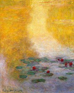"""hitku: """"by Claude Monet """""""