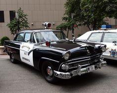 1955 Ford Fairlane Jefferson County Sheriff Police Car ☆。★。JpM ENTERTAINMENT ★。☆。