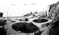 Imágenes de Chile del 1900: Valparaíso Parte 3 Social Stories, Historical Photos, Antique Photos, Parks, Cities, Italy