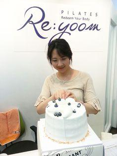 이다혜 선생님!  생일 축하드려요!!~! 리윰 멤버가 되신 후 첫 생일이네요.  앞으로 리윰 최고의 멤버가 되시길 응원하겠습니다. 홧팅!ㅋ