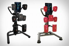 Nexersys Boxing System, Sophisticated Gadget For Practicing Boxing