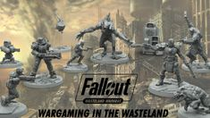 Fallout is getting a tabletop game that you can play solo or co op against NPCs or head to head #Fallout4 #gaming #Fallout #Bethesda #games #PS4share #PS4 #FO4