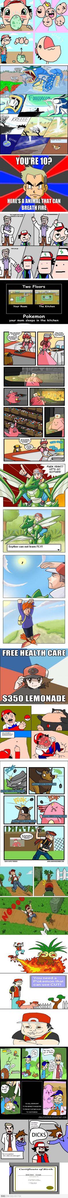 The best of Pokemon Logic