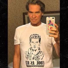 Val Kilmer flashes real killer looks as Iceman in Top Gun ... and he's still got it. #topgun #valkilmer #tmz