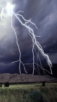 Summer Storm In Arizona