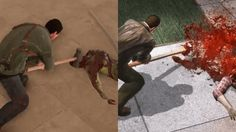 Dead Rising 10 years old details vs Dead Rising 4