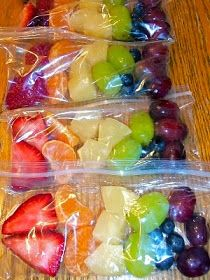 Celebrating In The Classroom...   ... is always a challenge for me because I like to provide healthy treats for my students.        Here a...