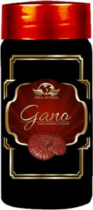 Gano Caps - We are proud to present our star product. The unbeatable, classic, Gano Capsules. Vida Divina has a long term history using our Gano capsules and has found it an ideal asset in our product line.