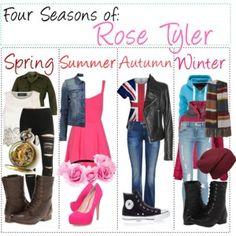 Four Seasons of: Rose Tyler