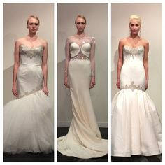 Hollywood luxe. Gowns by Victor Harper Couture