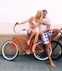 sixthreezero Dreamcycle Beach Cruiser | Orange