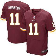Men Nike Washington Redskins #11 Aldrick Robinson Elite Burgundy Red Team Color NFL Jersey Sale