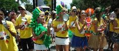 Carnival in Brazil / Carnaval no Brasil ( text in English and Portuguese