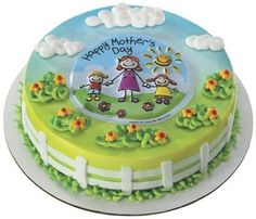 Mother's Day Family Decoplac
