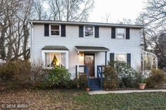 Colonial, Detached - PIKESVILLE, MD