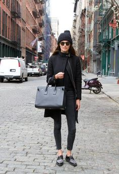 Street Style: 15 Spring Outfits From New York City   StyleCaster