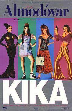Kika - 1993    Una película de Pedro Almodóvar