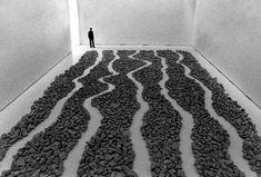 Richard Long, Five Paths, Land artist Richard Long, Land Art, Andy Goldsworthy, Instalation Art, Environmental Art, Conceptual Art, Art Object, Sculpture Art, Metal Sculptures