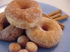 Easy Doughnuts