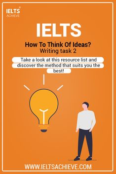 Do you want to learn how to come up with better ideas for IELTS writing task 2? Take a look at this resource list and discover the method that suits you the best!    #IELTSWritingTask2 #SampleAnswer #IELTSWriting #IELTSEssay #IELTSModalAnswer #IELTSQuestion #ThinkOfIdeas #SampleAnswer Ielts Writing Task 2, Essay Writing, Writing Prompts, Feeling Frustrated, Work Colleague, Ways Of Learning, Start Writing, Stressed Out, How To Make Notes