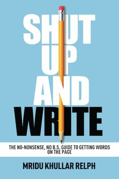 The Shut Up and Write Giveaway
