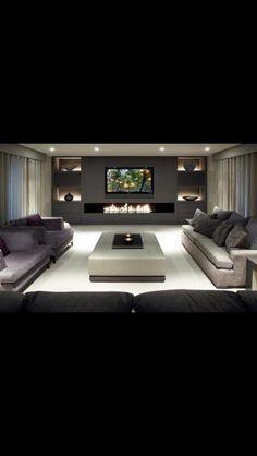 Entertainment room: