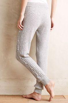 Sweaterknit Lounge Leggings - anthropologie.com #anthrofave