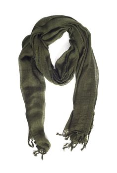 Luxurious Artisanal Signature Fine-Loomed Hand-Dyed Wool Scarf - Vine – Copper & Safir