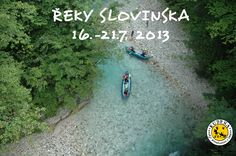 řeky slovinska
