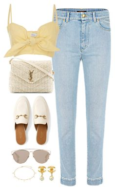 Faithfull, Yves Saint Laurent, Gucci, Christian Dior and Chanel Lila Outfits, Classy Outfits, Chic Outfits, Spring Outfits, Trendy Outfits, Fashion Outfits, Look Fashion, Teen Fashion, Korean Fashion