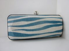 clutch purse/Bridesmaid by VincentVdesigns on Etsy, $40.00