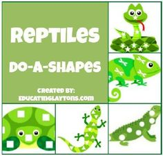reptile do-a-shapes