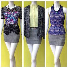 Así combinamos la misma falda gris... #amolapeli #getthelook #ootd #fashion