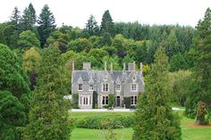 Scotland wedding, wedding ceremonies, country house to rent - Hoscote House Vacation Places, Dream Vacations, Castles In England, British Country, Country House Hotels, Scottish Castles, Luxe Life, Renting A House, Beautiful Homes