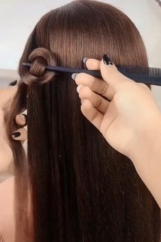 Hair Up Styles, Medium Hair Styles, Natural Hair Styles, Hair Cutting Videos, Hair Videos, Pretty Hairstyles, Braided Hairstyles, Competition Hair, Curly Hair Tips
