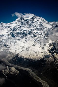 Nanga Parbat and Raikot Glacier | On Saturday I was fortunat… | Flickr