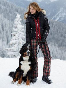 Shop our collection of Bogner ski wear for women at Gorsuch. Known for only the utmost quality, we carry women's Bogner jackets, parkas, ski pants & more. Tartan Fashion, Ski Fashion, Winter Fashion, Winter Suit, Winter Wear, Winter Outfits, Winter Clothes, Ski Outfits, Ski Clothes