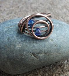 Circles Ring.  I'm still trying to figure out where it starts, but I like the legato, flowing look.
